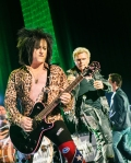 Steve with Billy Idol