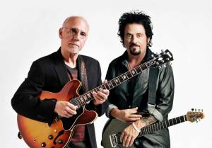 Larry Carlton and Steve Lukather-Live in Seoul, Friday, January 23, 2015