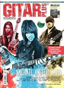 Reffett, Loomis, Batio _ Cover of Gitar Plus (Asia)