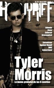Tyler Morris Cover of Heavy Riff